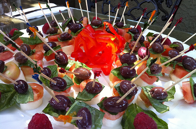 Los angeles catering